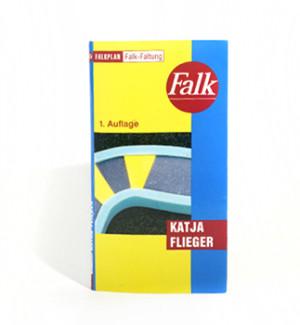 Katja Flieger, Falk Map